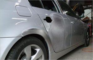 【イエローハット】クイック板金・車の傷やへこみの修理